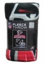"Atlanta Falcons Fleece Blanket 50"" x 60"""