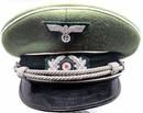 Replica World War II German Officer's Dress Cap