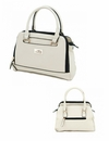 Belladonna Concealed Carry Purse: White
