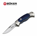 Boker Scout Honey Comb Blue