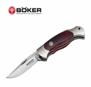Boker Scout Honey Comb Red