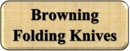 Browning Folding Knives