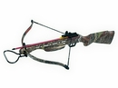 Camo 150 Pound Draw Rifle Recurve Crossbow[NFS]