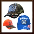 Caps, Hats, & Headwear <FONT COLOR=RED><STRONG><I> NEW STYLES!</FONT COLOR></STRONG></I>
