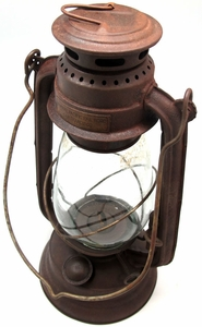 Central Pacific RR Replica Antique Railroad Lantern