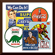 Closeout Metal Signs