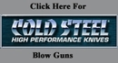 Cold Steel Big Bore Blowguns