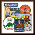 Collectible Nostalgic Metal Signs