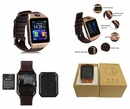 Copper and Brown Smart Watch