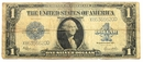 $1  U.S. Series 1923 Silver Certificate (Large Size) - G/VG