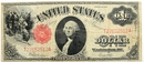 U.S. $1 United States Note- Series of 1917 (Large Size)