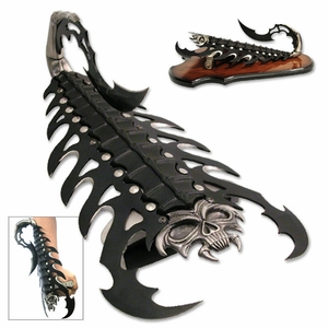 """Death Stalker"" Fantasy Knife"