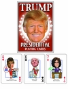 Donald Trump Presidential Playing Cards