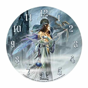 Faery Bride of the Moon Clock  [NFS]