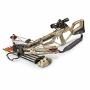 "MTech USA ""Falcon"" 185 LB Pull  DX Extreme Camo Composite Crossbow [NFS]"