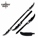 "FANTASY MASTER ""Cry of Titans"" FANTASY MACHETE SET"