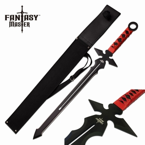 "FANTASY MASTER ""Warblade of Judgement"" FANTASY SHORT SWORD"