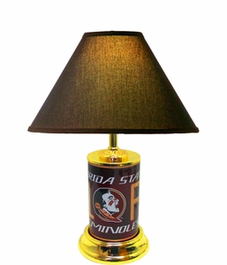 Florida State License Plate Lamp w/Black Shade