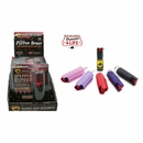 Guard Dog Assorted 6 Pc Hard Case Pepper Spray Display  [NFS]