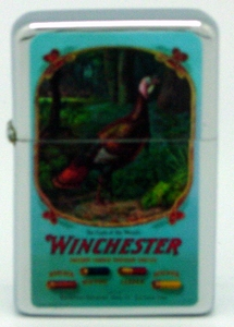 Lighter / Winchester Advertising Design