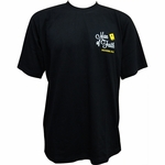 Man of Faith Black Short Sleeve T-Shirt