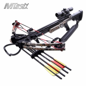 """Mtech """"Elite Game Hunter"""" Compound Crossbow- 185lbs [NFS]"""