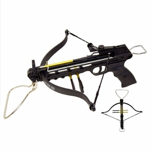 Pistol Crossbow / 80 lb / All Metal