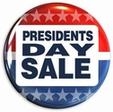 <FONT COLOR=red><FONT SIZE=2><strong>PRESIDENT'S DAY 48 HOUR  SALE!</font color></FONT SIZE></strong>