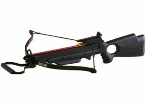 Rifle Crossbow / 150 Lb. Pull / Full Aluminum Stock  [NFS]