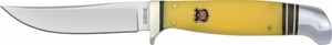 Robert Klaas Hunting Knife / Yellow Handles