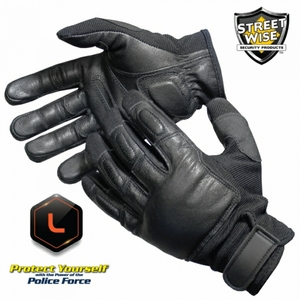Streewise Police Force  Tactical SAP Gloves- XL