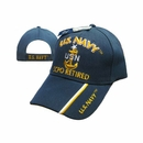 United States Navy Senior Chief Petty Officer Retired Cap