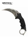 Wartech CS:GO Damascus Karambit Knife