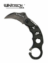 "Wartech ""Destiny's Whisper"" Assisted Opening Karambit Knife"