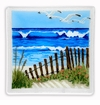 Peggy Karr Glass Handmade Fused Glass - Seaside 2014 Design