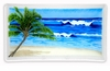 Peggy Karr Glass Handmade Fused Glass - Tropical Seaside 2014 Design