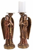 Angel Candle Holders set of 2