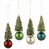 Bethany Lowe Bottle Brush Tree Ornaments