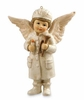 Bethany Lowe Gabriel Angel Christmas Ornament