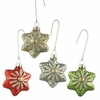 Bethany Lowe Glass Star Ornaments