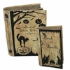 Bethany Lowe Halloween Nesting Book Boxes