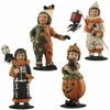 Bethany Lowe Mini Trick or Treaters Set