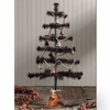 Bethany Lowe Nostalgic Black Feather Tree