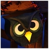 Bethany Lowe Owl Lantern with wire handle