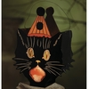 Bethany Lowe Party Sassy Cat Lantern