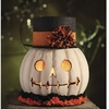 Bethany Lowe Pumpkin Ghost Container