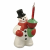 Bethany Lowe Snowman Bubble Light