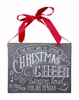 Chalk Letter Sign Christmas Cheer