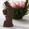 Chocolate Easter Rabbit with Basket