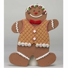 Christmas 9.5 inch Gingerbread Boy
